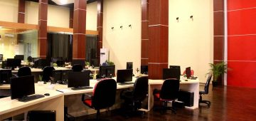 interior design jakarta - morri design - office 1